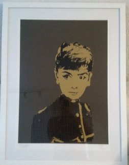 Audrey Hepburn 2011 Limited Edition Print by William Quigley