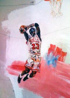Michael Jordan Limited Edition Print - William Quigley