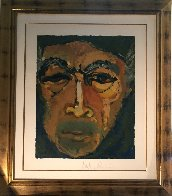 Glance in the Mirror 1983 Limited Edition Print by Anthony Quinn - 1
