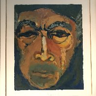 Glance in the Mirror 1983 Limited Edition Print by Anthony Quinn - 2