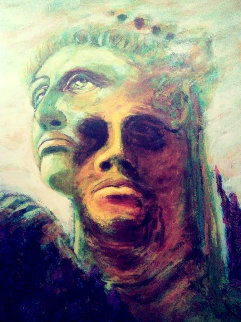 Facets of Liberty PP Limited Edition Print by Anthony Quinn