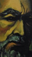 Self Portrait of Zorba 1985   Limited Edition Print by Anthony Quinn - 4