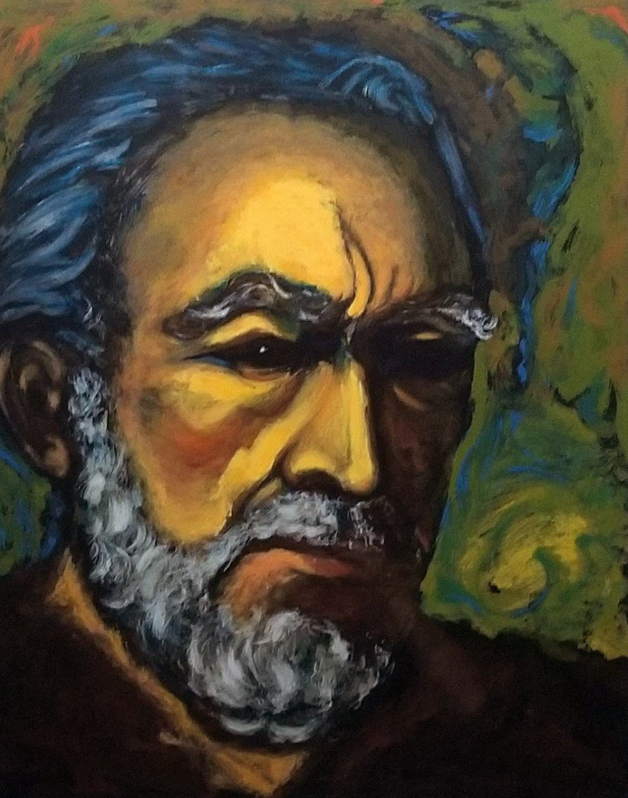 Zorba Limited Edition Print by Anthony Quinn