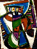 Mayan Beauty EA 1983 Limited Edition Print by Anthony Quinn - 0