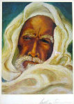 Prophet 1986  Limited Edition Print - Anthony Quinn