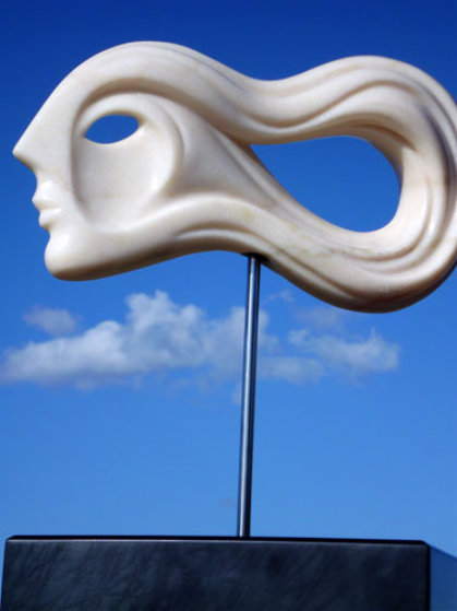 Lost Fragment Unique  Marble Sculpture 17 in Sculpture by Anthony Quinn