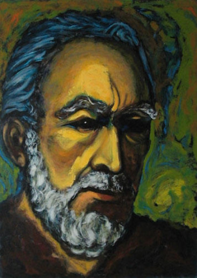 Loves of Zorba Suite of 2 1985 Limited Edition Print by Anthony Quinn