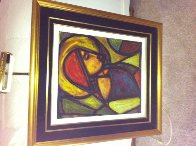 Loves of Zorba Suite of 2 1985 Limited Edition Print by Anthony Quinn - 3