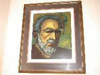 Zorba 1985 Limited Edition Print by Anthony Quinn - 1