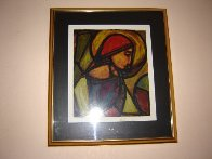 La Femme Ideale 1984 Limited Edition Print by Anthony Quinn - 1