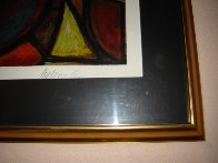 La Femme Ideale 1984 Limited Edition Print by Anthony Quinn - 2