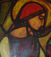 La Femme Ideale 1984 Limited Edition Print by Anthony Quinn - 0