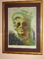 Facets of Liberty Limited Edition Print by Anthony Quinn - 1