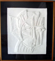 Irene Vellum Sculpture 1985 Limited Edition Print by Anthony Quinn - 1