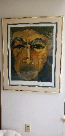 A Glance in The Mirror 1983 Limited Edition Print by Anthony Quinn - 1