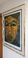A Glance in The Mirror 1983 Limited Edition Print by Anthony Quinn - 2