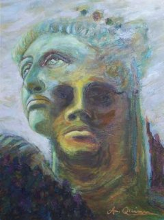 Facets of Liberty AP  Limited Edition Print by Anthony Quinn
