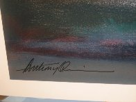 Triumph 1987 Limited Edition Print by Anthony Quinn - 3