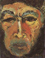 A Glance In The Mirror 1983 Limited Edition Print - Anthony Quinn