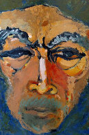 A Glance in the Mirror 1983 Limited Edition Print by Anthony Quinn - 0