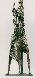 Quartet Bronze Sculpture 1998 41 in Sculpture by Semion Rabinkov - 0