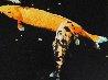 Night Sky Fish 1997 Limited Edition Print by Joseph Raffael - 0