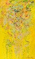 Celebration 60x36 Original Painting - Chitra Ramanathan
