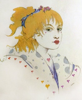 Untitled Silkscreen 1998 Limited Edition Print - Ramon Santiago