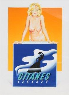 Gitanes 1999 Limited Edition Print by Melvin John Ramos