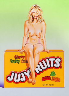 Jujy-Fruit Judy 2015 Limited Edition Print by Melvin John Ramos