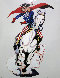 Miss America 2008 Limited Edition Print by Melvin John Ramos - 0