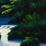Evergreen Stream AP 2007 Limited Edition Print by Jon Rattenbury - 2