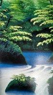 Evergreen Stream AP 2007 Limited Edition Print by Jon Rattenbury - 1