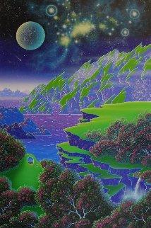 Night Light Limited Edition Print by Jon Rattenbury