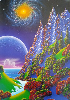 Night Vision 1998 Limited Edition Print by Jon Rattenbury