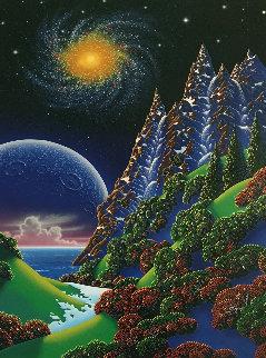 Night Vision 1996  Limited Edition Print by Jon Rattenbury