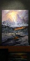 Sunlit Symphony  AP 2018 Limited Edition Print by Jon Rattenbury - 1