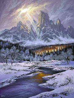 Sunlit Symphony  AP 2018 Limited Edition Print by Jon Rattenbury
