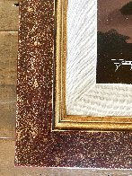 Silhouettes of Paradise 2012 26x44 Huge Original Painting by Jon Rattenbury - 3
