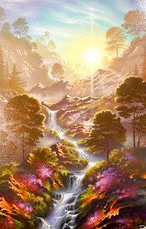 Symphony of the Heart 2003 30x24 Original Painting - Jon Rattenbury