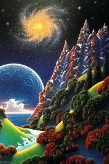 Night Vision Limited Edition Print by Jon Rattenbury