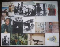 Untitled 1984 Limited Edition Print by Robert Rauschenberg - 2