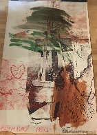 Earth Day 1990 Limited Edition Print by Robert Rauschenberg - 1
