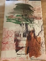 Earth Day 1990 Limited Edition Print by Robert Rauschenberg - 3
