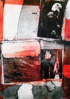Night Grip 1966 Limited Edition Print - Robert Rauschenberg