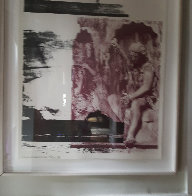 Dallas Cares 1989 Limited Edition Print by Robert Rauschenberg - 1