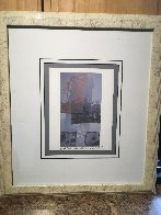 Tanya Veil (Whale) 1994 Limited Edition Print by Robert Rauschenberg - 4