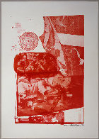 Stoned Moon - Ape 1970 Limited Edition Print by Robert Rauschenberg - 1