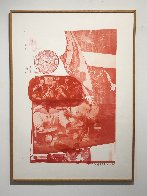 Stoned Moon - Ape 1970 Limited Edition Print by Robert Rauschenberg - 2