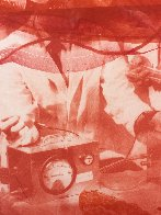 Stoned Moon - Ape 1970 Limited Edition Print by Robert Rauschenberg - 3